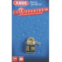 ABUS Vorhangschloss T84 MB...