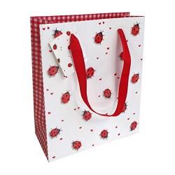 Braun Tasche Ladybirds...