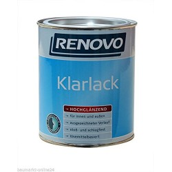 EM EM Klarlack 750ml...