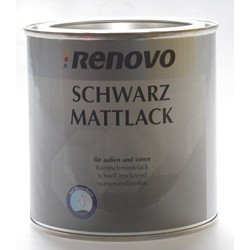 EM Em Schwarz Mattlack Wv...