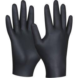 GEBOL Einweghandschuh Black...