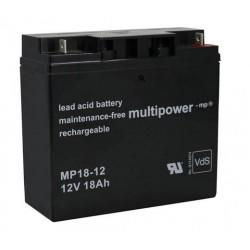 Güde Batterie MP 18-12,...