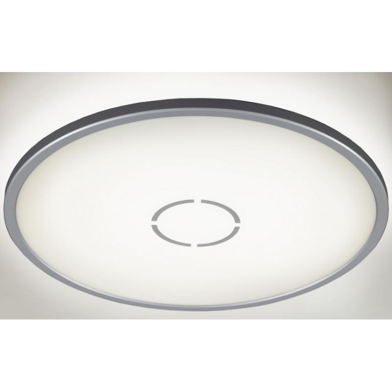 Briloner LED Deckenleuchte Free D.42 cm 22W 3000LM 4000K Kst. weiss si 3392 014