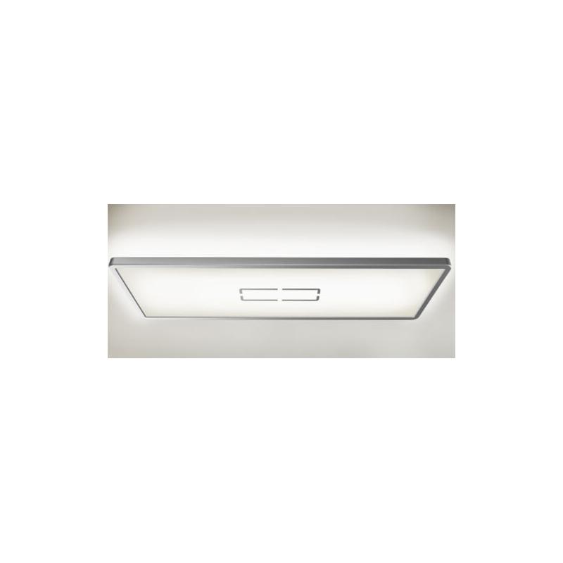 Briloner LED Deckenleuchte Free 58x20 c 22W 2700LM 4000K Kst. weiss si 3394 014