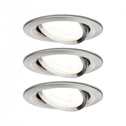 Paulmann LED Set Nova rd...