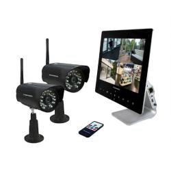 Funk Videoüberwachungs-Set...