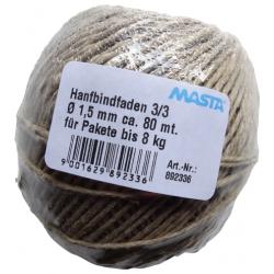 MASTA Hanfbindfaden 3/3 200...