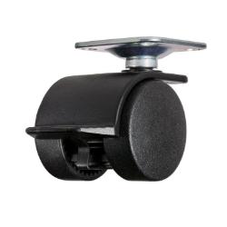 Helmer 730151C Polyamidrad 100 x 35 x 12 mm Gleitlager Nabenbreite 40 mm D/örner