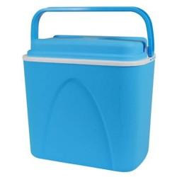 KN Kühlbox, 24L blau/weiss...