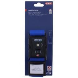 ABUS Kofferband 620TSA blau...