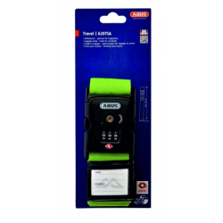 ABUS Kofferband 620TSA grün...