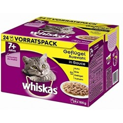 MA Whiskas MP 7+ 24x100g...