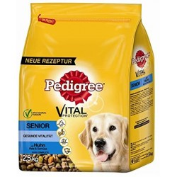 Pedigree TR Senior 8+ 2,5Kg...