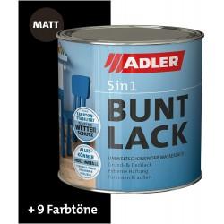 Adler-Werk Buntlack RAL9005...