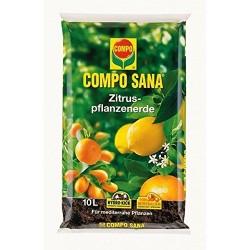 COMPO Compo Sana Zitruspflanzenerde 10 lt 11671