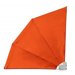 Leco-Werke Balkonfaecher, orange   25103105