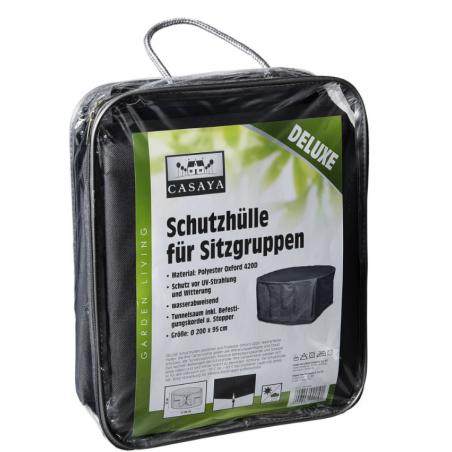 Happy Casaya Schutzhulle Deluxe F Sitzgruppen Ca 200x95 H Ant 79321 896
