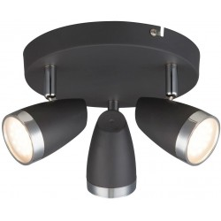 Globo LED Spotleuchte Nero...
