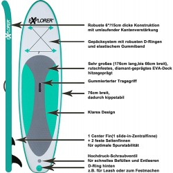 Stand Up Paddleset Explorer...
