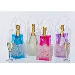 Flaschenkühler-Eistasche...