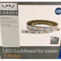 CASAYA LED-Stripes innen 5m...
