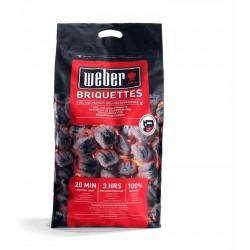 Weber Brikett 8,0Kg  3895