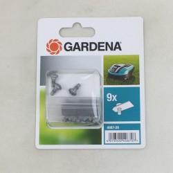 Gardena Ersatzmesser R40Li,...