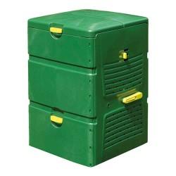 Komposter Aeroplus 6000 3-Kammer Komposter