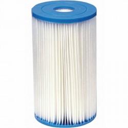 INTEX Filterkartusche Typ A Hoehe 20 cm, Aussen D. 10,7 cm