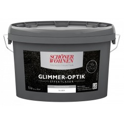 SW Glimmer-Effekt 1Ltr. silber