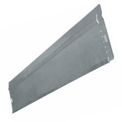Metall Rasenkante 100x10 cm, im 2er Pack