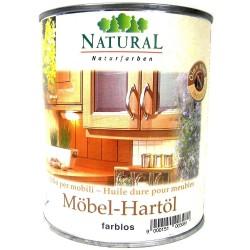 Hartöl Natural 0.75 L