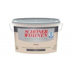 Eigenmarke Sw W.u.Deckenf. sand mt 2,5L 8514 246200258514