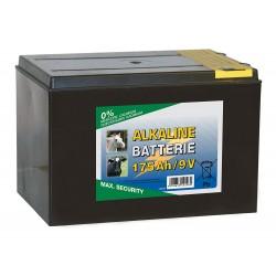 Landwirtschaftstechnik Batterie Alkaline EuroGuard 9 V 160 Ah 44226