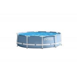 Steinbach Frame Pool Set Prism Rondo D. 366x76 cm 128712NP