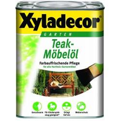 Akzo ICI Teak-Möbeloel Xyladecor farblos, 0.75 L 5087947