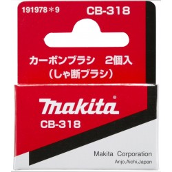Makita Kohlebürsten CB-318...