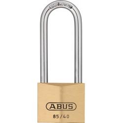 ABUS Vorhangschloss messing 85 hb 40-63.5 sb 0025107