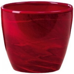 Scheurich Uebertopf 920/16 Red Marble   479743