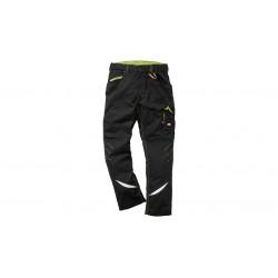 Willax Arbeitshose Ultra ca. 245 g/m2 schwarz Gr.56 432-0-100-56