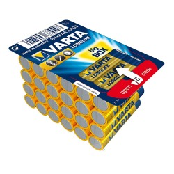 Varta Batterie Mignon Longlife AAA AAA  Big Box 24 4103301124