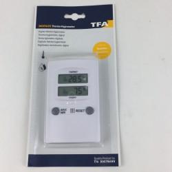 TFA Thero-hygrometer Weiss...
