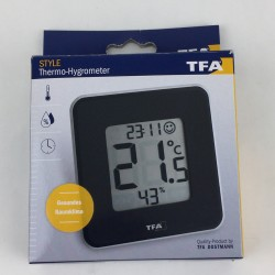 TFA Thermo-Hygrometer Style...