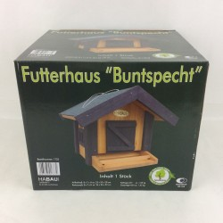 Habau Futterhaus Buntspecht...