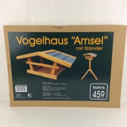Habau Vogelhaus Amsel inkl....