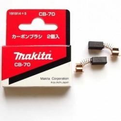 Makita Kohlebürsten CB-70  CB70