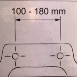 Conmetall WC-Sitz Taro Abs...