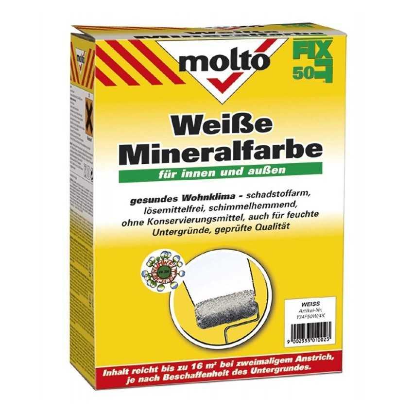 Mineralische Anstriche